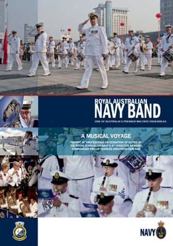 A MUSICAL VOYAGE - Royal Australian Navy
