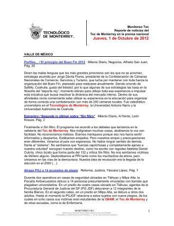 Nov 1, 2012 12:03:54 PM - Tecnológico de Monterrey
