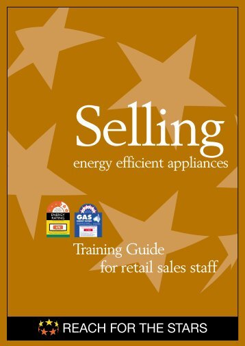 Training Guide for retail sales staff - Energy Labelling