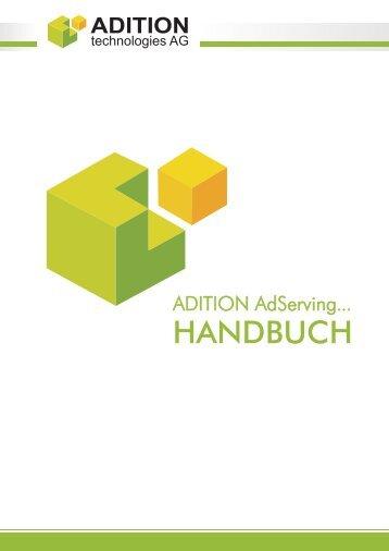 HANDBUCH - ADITION technologies AG