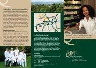 Info-Flyer Premium Komfort - Klaus-Miehlke-Klinik