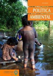POLÍTICA AMBIENTAL - Conservação Internacional