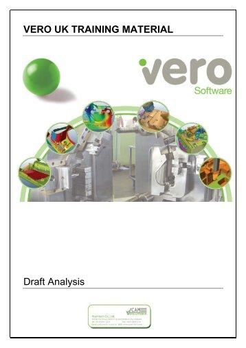 vero uk training material - VCAM TECH Co., Ltd