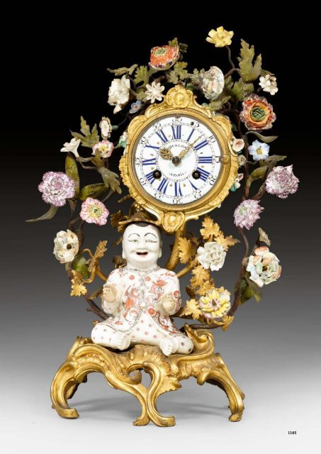 Möbel, Pendulen, Bronzen, Spiegel, Tapisserien ... - Koller Auktionen