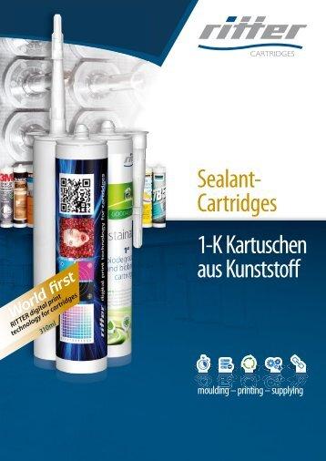 Komponenten Kartuschen - Ritter