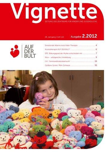 Ausgabe 2.2012 - HKA: Spendeninformationen Hannoversche ...