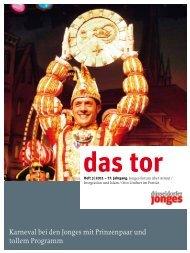 Tor - Heimatverein Düsseldorfer Jonges