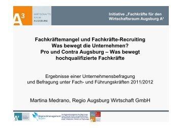 Initiative - im Wirtschaftsraum Augsburg.