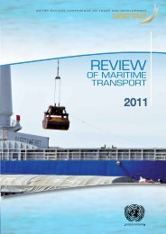 Review of Maritime Transport 2011 - Unctad