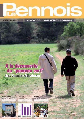 """A la découverte du """"poumon vert"""" - Pennes-Mirabeau"""