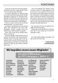 tennis - TSV Liekwegen von 1910 - Page 5