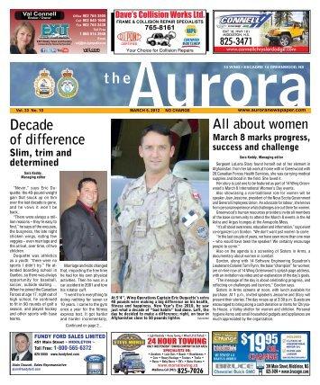 Mar 5 2012 - The Aurora Newspaper