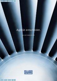 Geschäftsbericht 2010 (5,0 MB) - Dürr