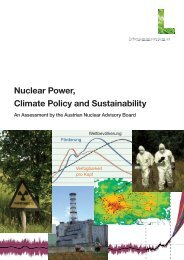 Nuclear Power, Climate Policy and Sustainability
