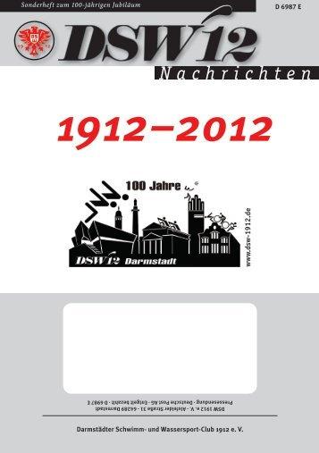 Seit 150 Jahren sind wir da, wo das Leben passiert. - DSW 12