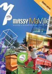 Massy Ma Ville - n° 152 - Décembre 2010