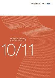 LBASE Academy K U R S B U C H
