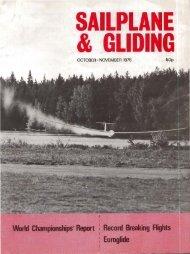Volume 27 No 5 Oct-Nov 1976 - Lakes Gliding Club