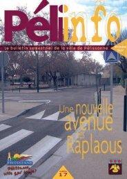 IntPelinfo07:Mise en page 1 - Ville de Pélissanne