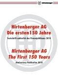 Hirtenberger AG - Die ersten 150 Jahre - Page 2