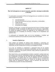 Anexo 3.2 Plan contingencia