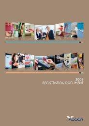 2009 REGISTRATION DOCUMENT - Edenred