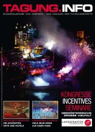 tagung.info - Oberösterreich Tourismus