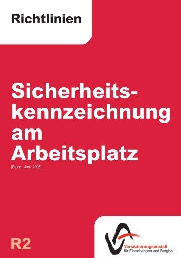 Sicherheits- kennzeichnung am Arbeitsplatz - HTL Wien 10