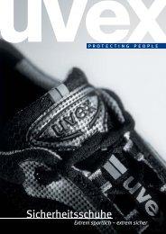 Sicherheitsschuhe - UVEX SAFETY