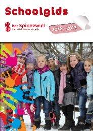 Schooltijden - Basisschool het Spinnewiel