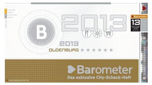 Oldenburg Barometer