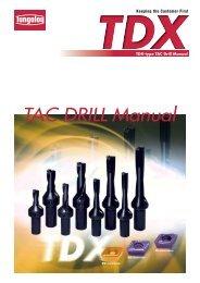 "Techniks 2/"" End Mill Holder SYIC-22951 CAT50 x SLN 2/""-6/"""