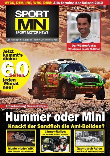 Anzahl - Sport Motor News