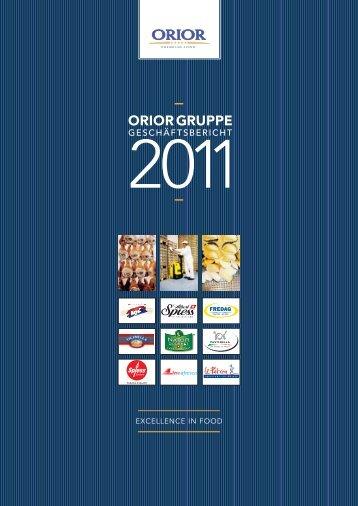 Download PDF - INVESTOR RELATIONS - Orior