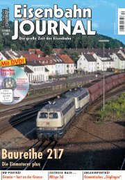 """""""Güglingen"""" Die Einmotorer plus Baureihe 217 Baureihen 215"""