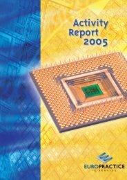 Annual report 2005 - Europractice-IC