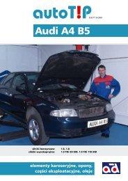 AutoTip nr 9 Audi A4 B5 - Diamond Car