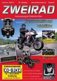 Honda 2013:Kreuzfahrtschiffe und Leichtfüßler - ZWEIRAD-online