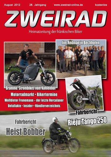 Heist Bobber - ZWEIRAD-online