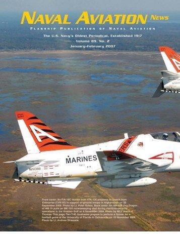 Jan-Feb 07 Contents.qxd - The US Navy