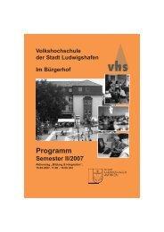 Anmeldung - Geschäftszeiten - Ferien - Volkshochschule