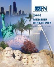 2006 MEMBER DIRECTORY