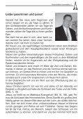 Westerrönfelder Gemeindebote - Luther, Kirche in Westerrönfeld - Page 3