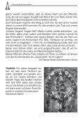 Westerrönfelder Gemeindebote - Luther, Kirche in Westerrönfeld - Page 4