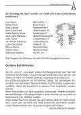 Westerrönfelder Gemeindebote - Luther, Kirche in Westerrönfeld - Page 7