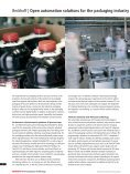 PC-based Control for Packaging Machines - download - Beckhoff - Page 2