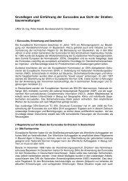 1.) Referatsleiter Betonbau Hr. Dr. Peter Haardt ... - des VSVI-Hessen