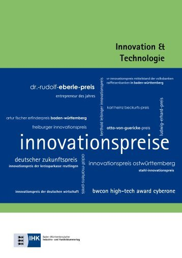 eberle-preis - Innovation Forum