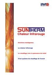 Chaleur Infrarouge - IMS International, Suntherm, Immobilien ...