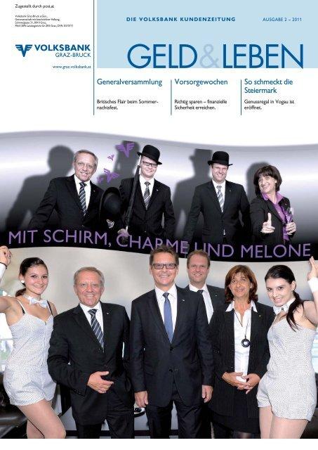 Ausgabe 2/2011 - Volksbank Graz-Bruck